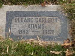 Elease <I>Carlson</I> Adams