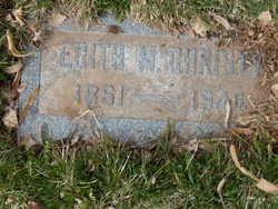 Edith May <I>Sonnanstine</I> Christy