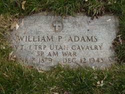 William Perry Adams