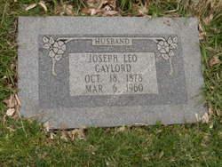 Joseph Leo Gaylord