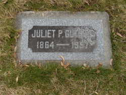 Juliet <I>Pancake</I> Guthrie