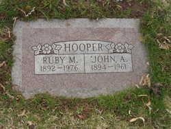 Ruby Estella <I>Murdoch</I> Hooper