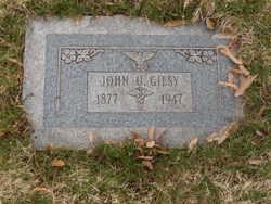 John Ulrich Giesy