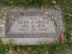 Ellen Jane <I>Hurley</I> Griggs
