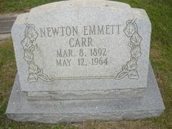 Newton Emmett Carr