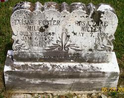 Rosa Mae <I>Bishoff</I> Miller