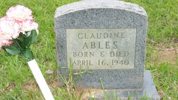 Claudine Ables