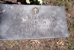 Arnold S Knox