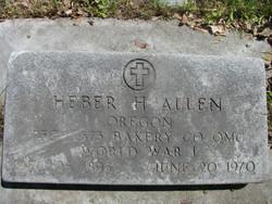 Heber Herbert Allen