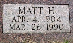 Matthew Herman Baumer