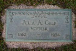 Julia Ashlea <I>Loper</I> Culp