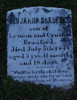 Benjamin Bradford