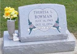 Theresa L Bowman
