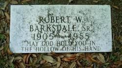 "Robert William ""Bob"" Barksdale Sr."