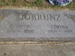 Gordon D Dobrunz