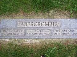 Rebecca Pursel Abercrombie
