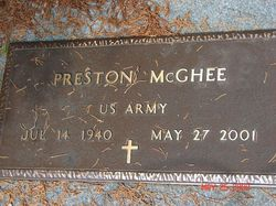 Preston McGhee