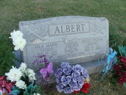 Lila Marie <I>Taylor</I> Albert