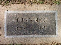 Helen Mary <I>Woodring</I> Blood