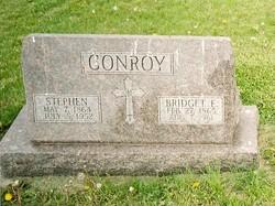 Bridget Ellen <I>Dowd</I> Conroy