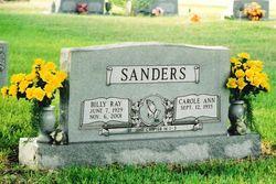 Billy Ray Sanders