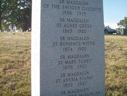 Sr Magdalen St. Agnes Gross