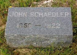 John K Schaedler