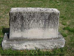 John Thomas Prigmore, Sr