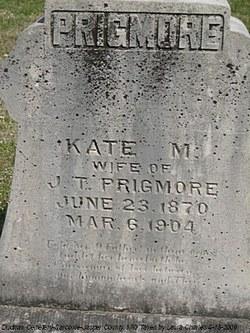 Kate M. Prigmore
