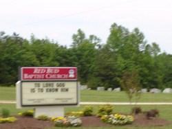 Red Bud Baptist Church Cemetery