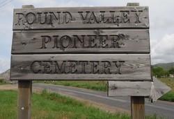 Round Valley Pioneer Cemetery