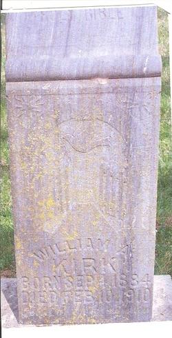 William Arthur Kirk