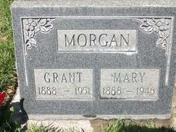 Mary Morgan