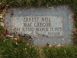 Ernest Neil MacGregor