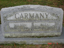 Alta Delphine <I>Sturgis</I> Carmany