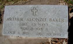Arthur Alonzo Baker
