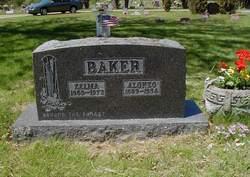 Zelma Elandor <I>Zike</I> Baker