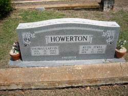 Thomas Earvin Howerton