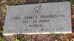 Carl James Harrison