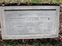 Charity Louise <I>Ellsworth</I> Fonda