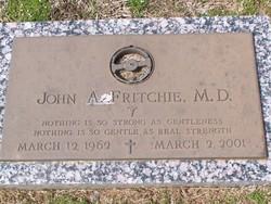 Dr John Ashley Fritchie