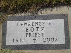 Rev Fr Lawrence F Botz