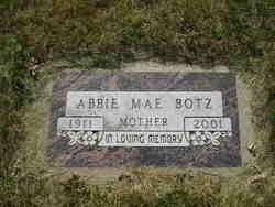 Abbie Mae Botz