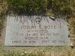 Joseph Conrad Botz