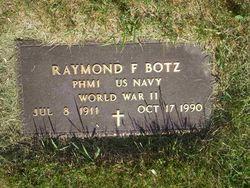Raymond F Botz