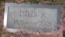 Esther Mary <I>Stanwood</I> Beal