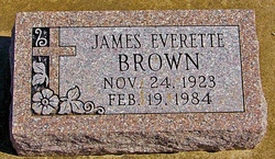 James Everette Brown
