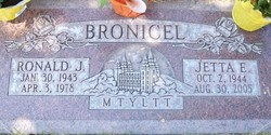 Ronald Jay Bronicel