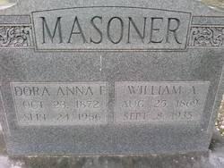 Dora Anna Florence <I>Funk</I> Masoner