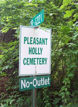 Pleasant Holly Cemetery